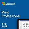 Microsoft Visio Professional 2019 License Product Key