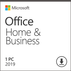 Microsoft Office 2019 Home & Business Product For PC
