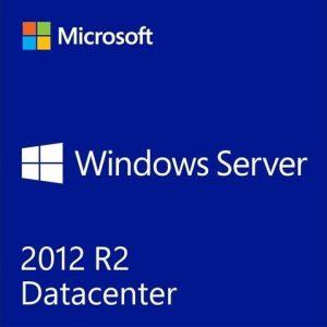 Microsoft Windows Server 2012 DataCenter 45 Users Download License Key