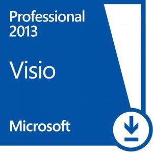 Microsoft Visio 2013 Visio Pro Product Key 50 Users MAK Volume License