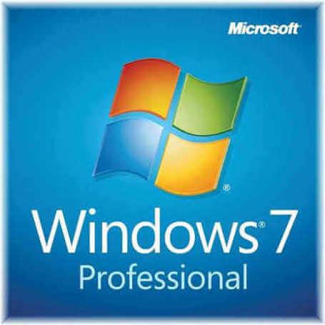 Microsoft Windows 7 Professional Product Key - 32 / 64 Bit