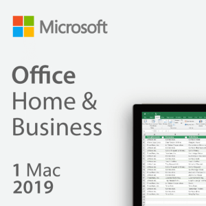 Microsoft Office 2019 Home & Business Product key For Mac
