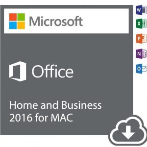 Microsoft Office for Mac Home and Business 2011