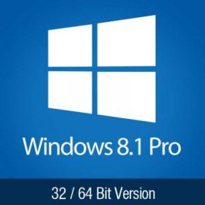 Microsoft Windows 8.1 Pro Product Key